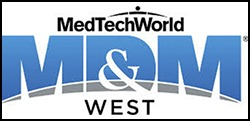 MDM WEST event logo