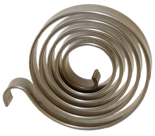 Single spiral torsion copy john evans sons springs
